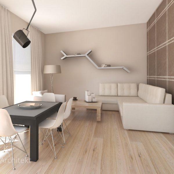 salon oraz jadalnia, pokój dzienny