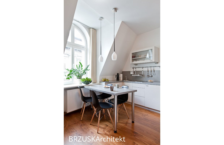04 projekt kuchni duze okno skos Brzuska Poznan   -> Projekt Kuchni Poznan