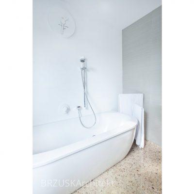 łazienka wanna biała bateria Poznań