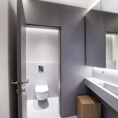 gabinet lekarski toaleta