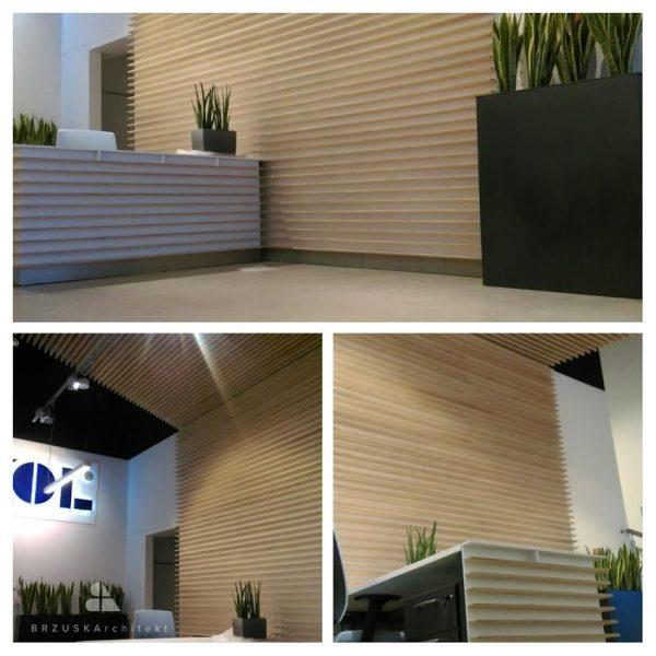 04 projekt biura w stylu nowoczesnym