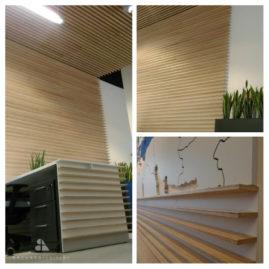 Biuro w stylu eko