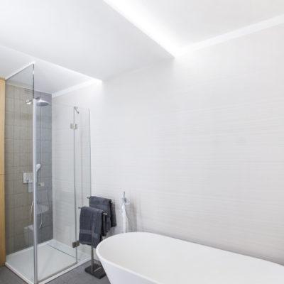 DS10 łazienka z prysznicem i wanną